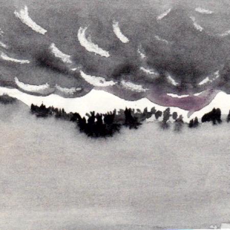 Cloud 2 by Freya Pickard